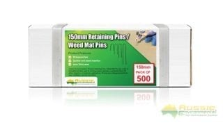 Weed mat pins 150mm Box of 500