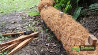 coir log, coir log supply, ecolog