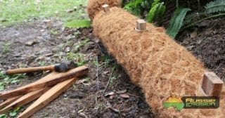 coir log supply