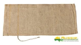 Hessian sandbag