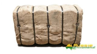 Jute Mesh Netting Soil Saver Bale