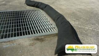 Premium 2 Metre Silt Sock For Silt and Sediment Filtering from Aussie Environmental