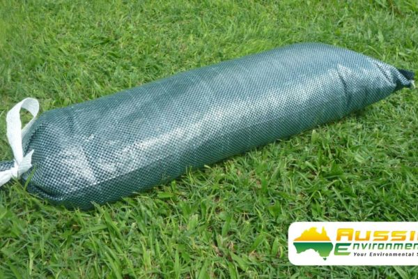 Silt Sock Standard for Silt and Sediment Control / Protection