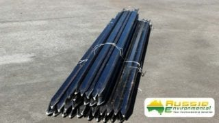 Star Pickets Light Grade 1650mm Steel Posts for Fencing