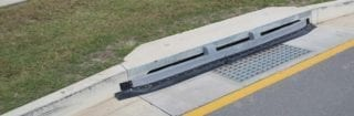 Stormwater Gutter Guard Protection