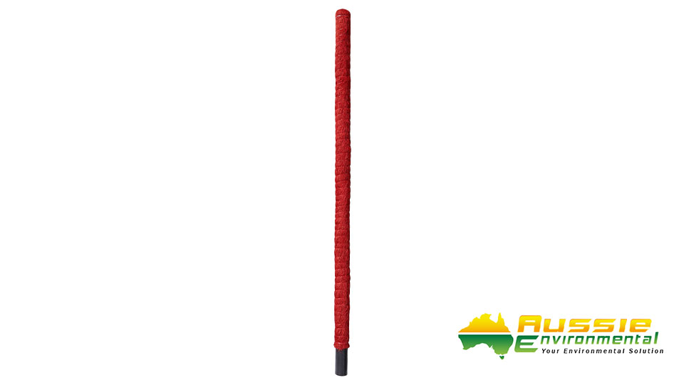 Plant Totems 150cm Red