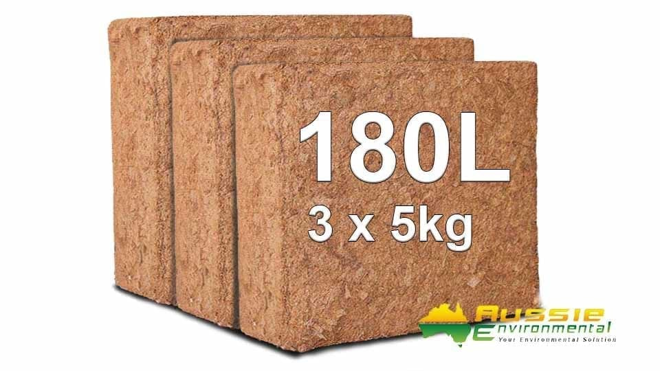 Coir 60/40 blend. Coco Mulch. Perfect for your garden.