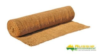 Coir Mesh Roll for soil erosion