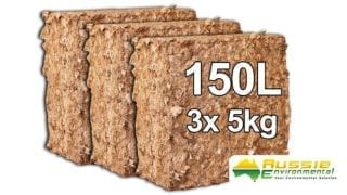 150L Coir Chip Blocks