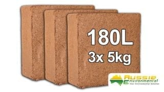 180L Coir Mulch Pack