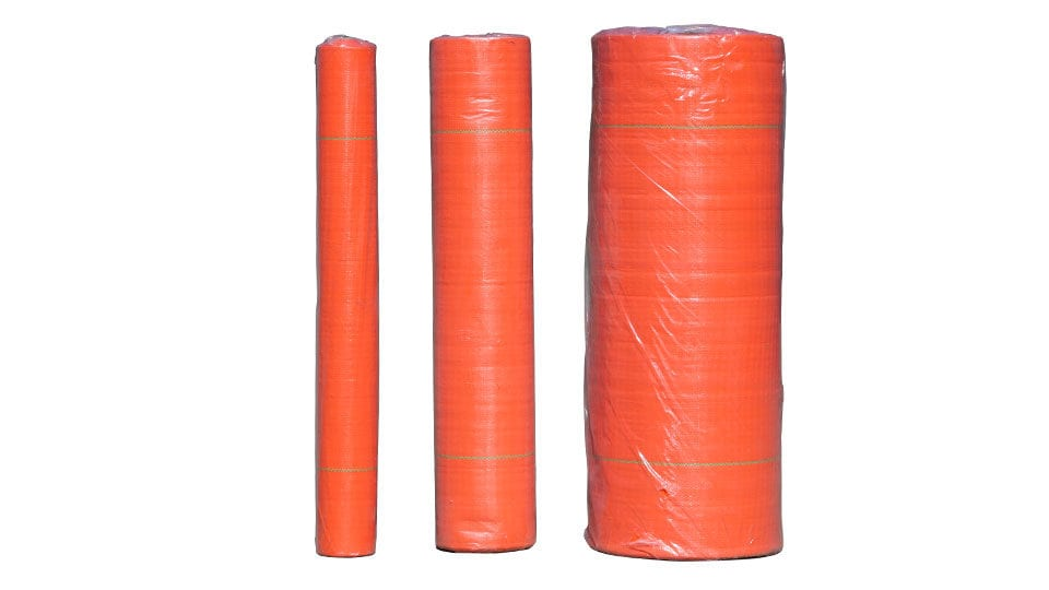 sediment control barrier rolls