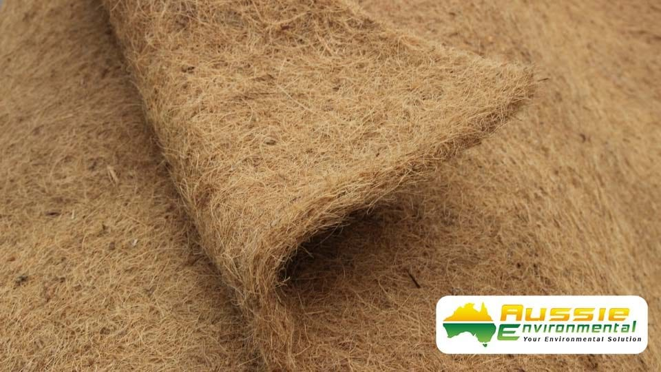 Erosion Control Products Coir Blanket 1000gsm