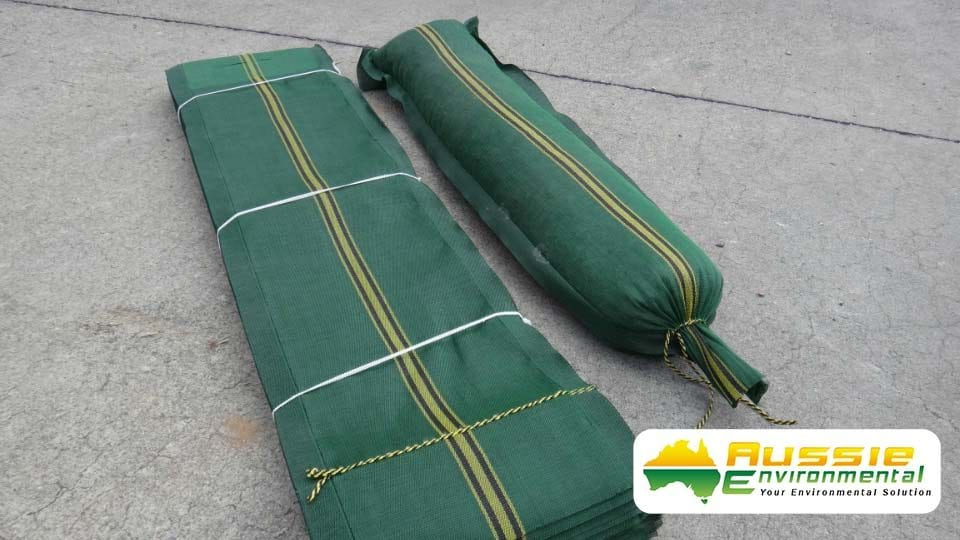 Heavy Duty Silt Socks, Silt Bags