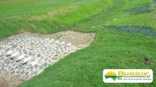 Hydromulching, Hydroseeding, Spray Grass Growth Results From Aussie Environmental