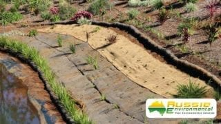 Erosion Control Products, Including Coir Logs Erosion Control Blankets