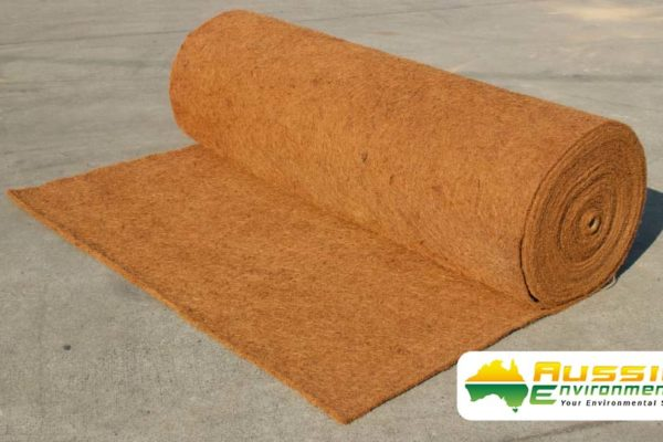 Coir Blanket 1000gsm, Erosion Control Blanket Product From Aussie Environmental