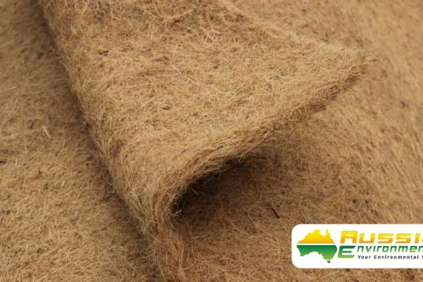 Coir Blanket 1000gsm For Erosion Control From Aussie Environmental