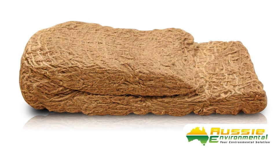 Coir Mesh Brick 400gsm for Erosion Control
