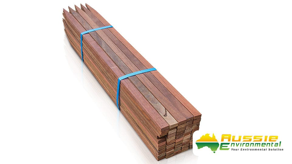 Timber Stakes tree guards 50