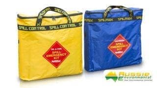 Spill Kits bags group shots
