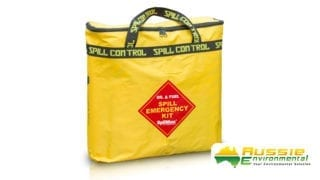 Oil and Fuel Spill Containment Kit