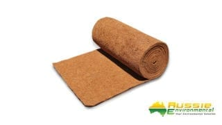 Coir Blanket 1m x 10m Latex Sprayed