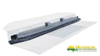 Gutter Guard, stormwater protection