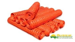 Safety Barrier Mesh