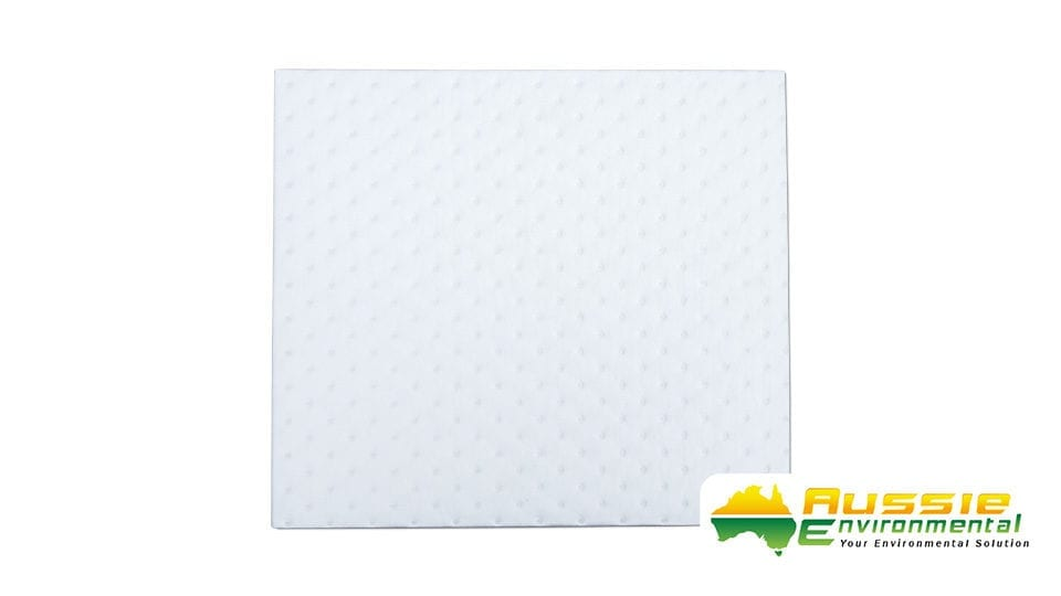 spill control absorbent pads