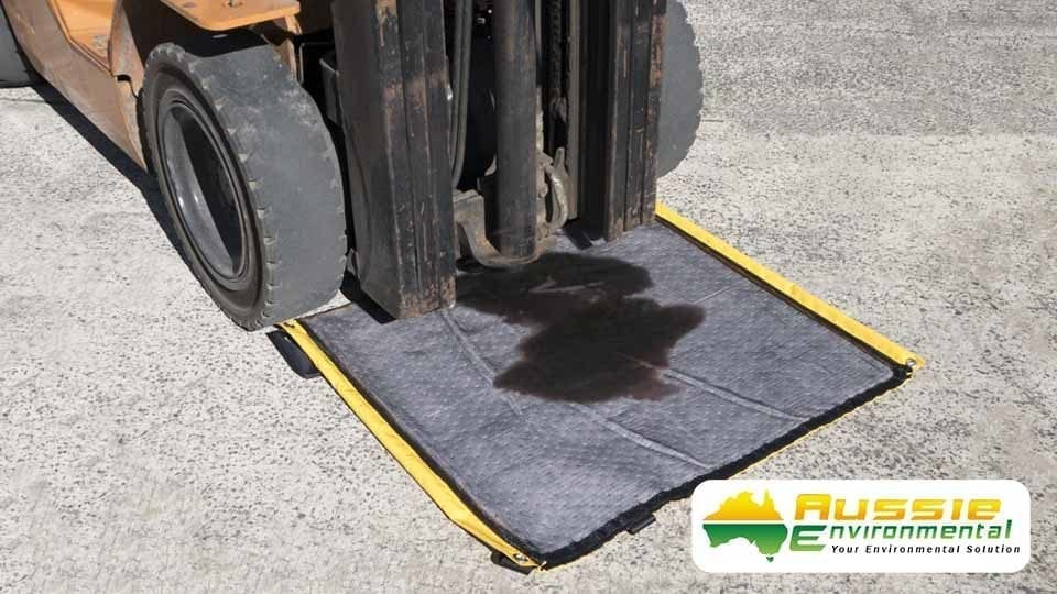 Spill Mat Photo