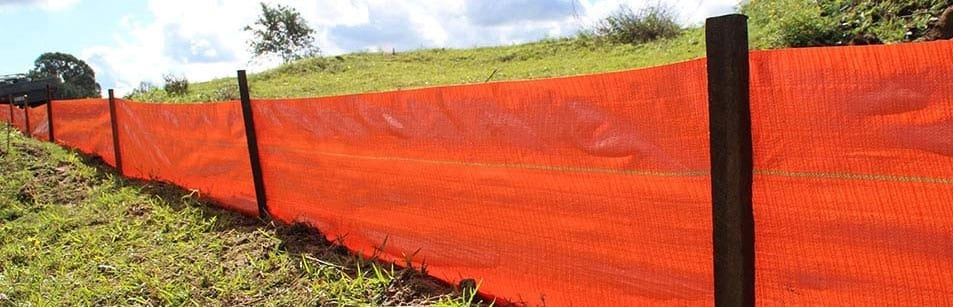 4 Reasons Why Correctly Installed Silt Fences are Important
