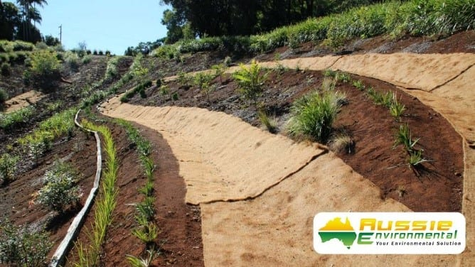 real erosion control blankets