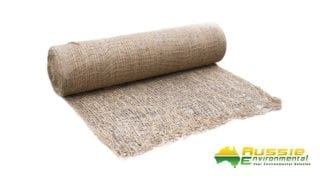Jute Mesh Roll Soil Saver