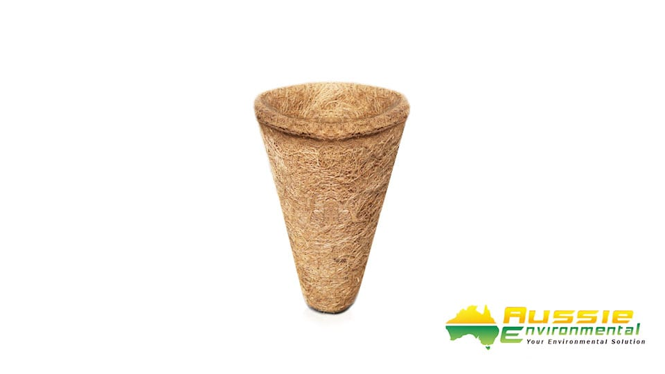 Coir Basket Conical Largev3