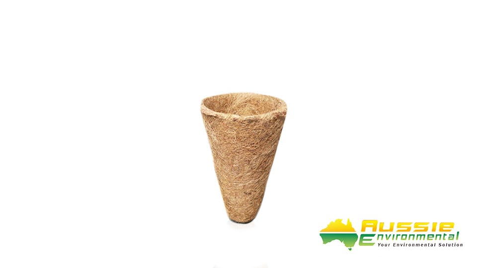 Coir Basket Conical small v3