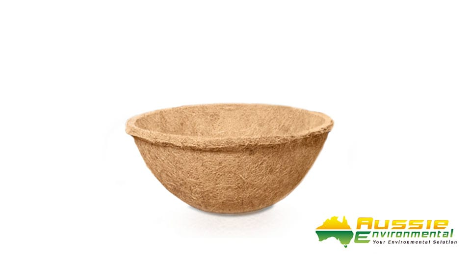 Coir Basket Liner Large