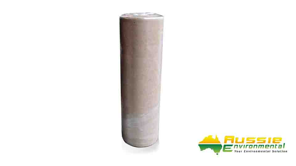 Biodegradable Silt Fence Jute Geotextile Roll