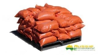 Filled Sandbags Pre filled Poly